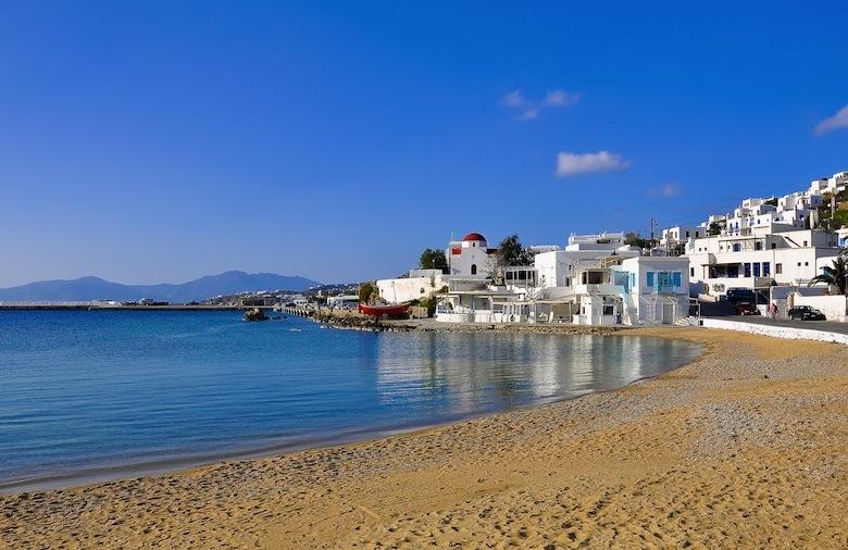 Best Island Beaches For Partying Mykonos St Barts: City Walk & Island Tour Of Mykonos